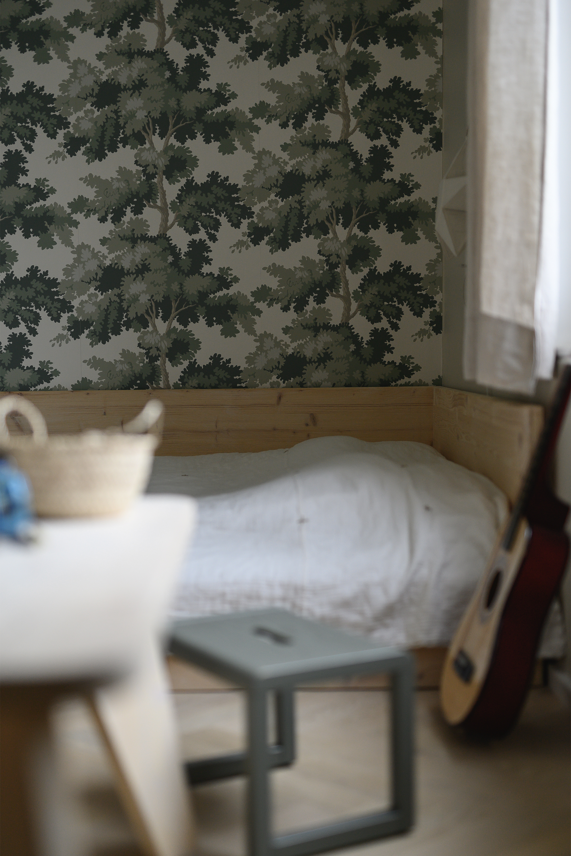 Jungszimmer mit viel Holz plus: Geschenkideen für 5-Jährige