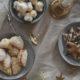 Das Rezept zu meinen drei Lieblingskekssorten: Mostkekse, Mandelkekse und Kokosbusserl | apinchofstyle.com