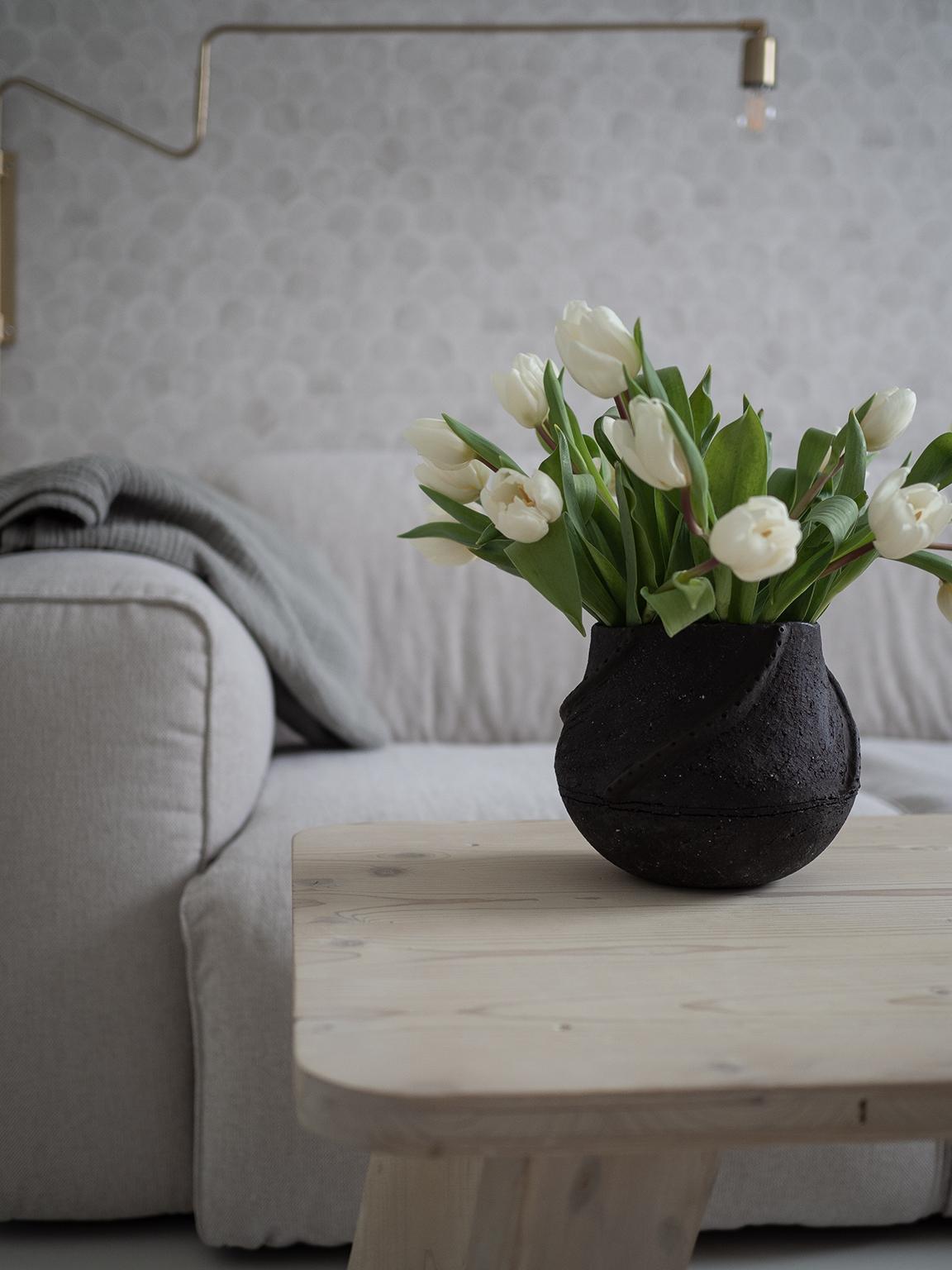Ein gemütliches Sofa für unser Fernsehzimmer